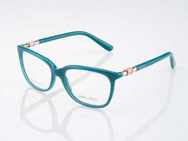occhiali-vista-donna-jimmy-choo-jc84-52-16verde-acqua