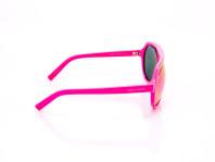 occhiali da sole donna dissuader fuxia montatura in acetato e lenti colorate