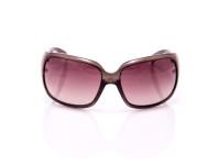 occhiale da sole donna color fango fashion lenti con protezione UV