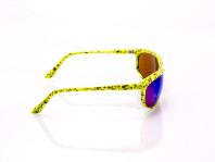 occhiale da sole persol colore giallo lime lenti fotocromatiche