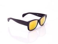 occhiale da sole persol uomo nero opaco lenti gialle protezioni ultravioletti