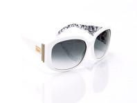 occhiale da sole donna gucci estivo colore bianco